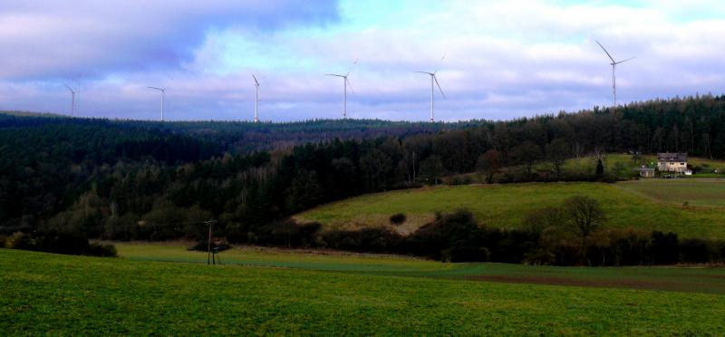 Windpark Wehneberg