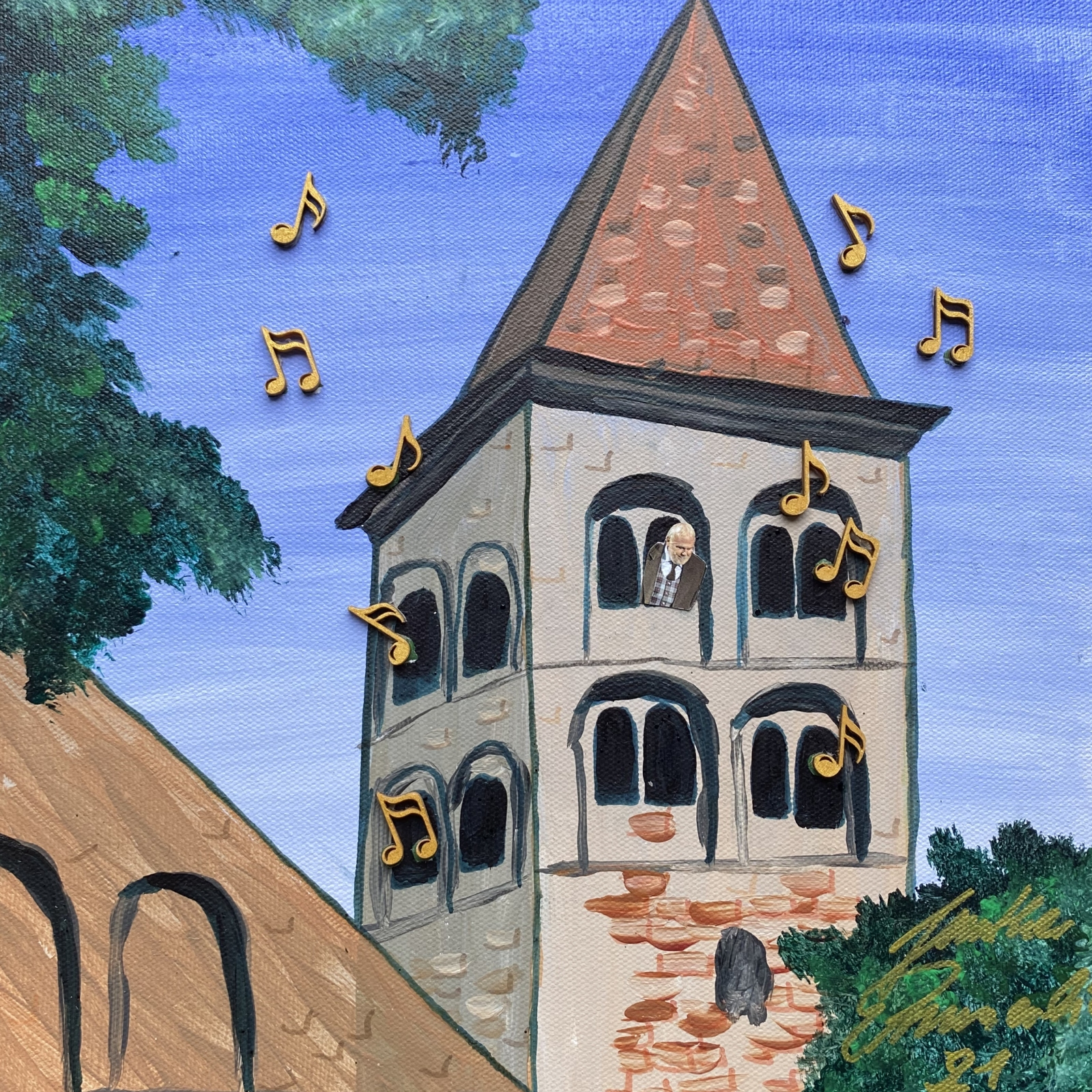 Musik liegt in der Luft von Gunther Emmerlich