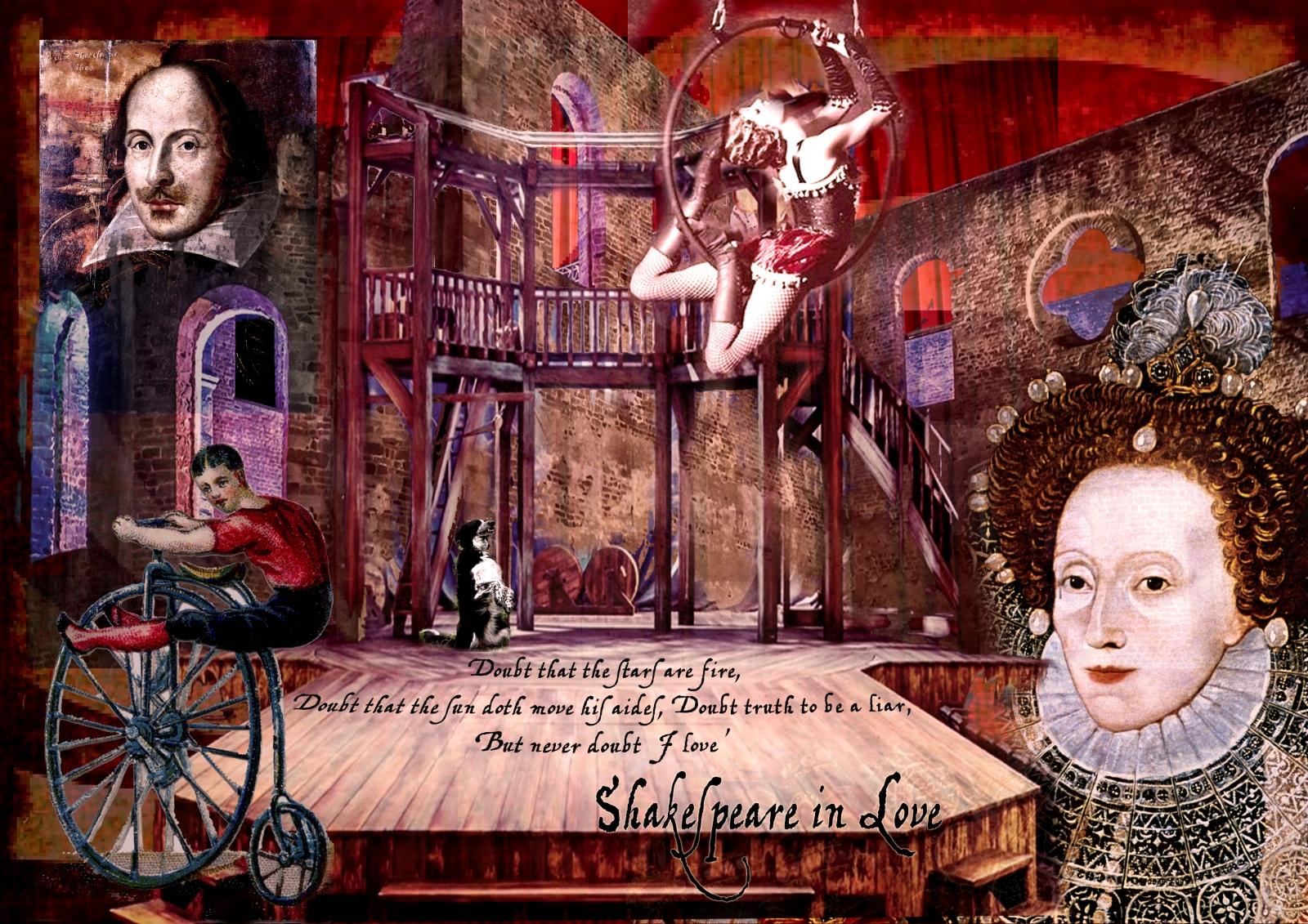 SHAKESPEARE IN LOVE von Pauline Späte