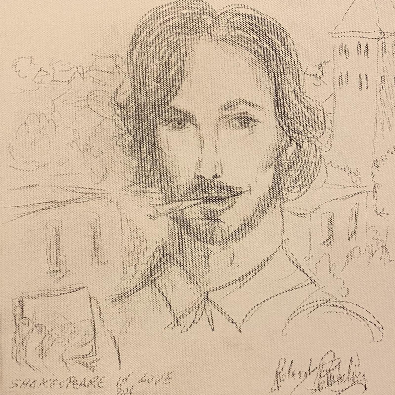 Shakespeare in Love von Roland Riebeling