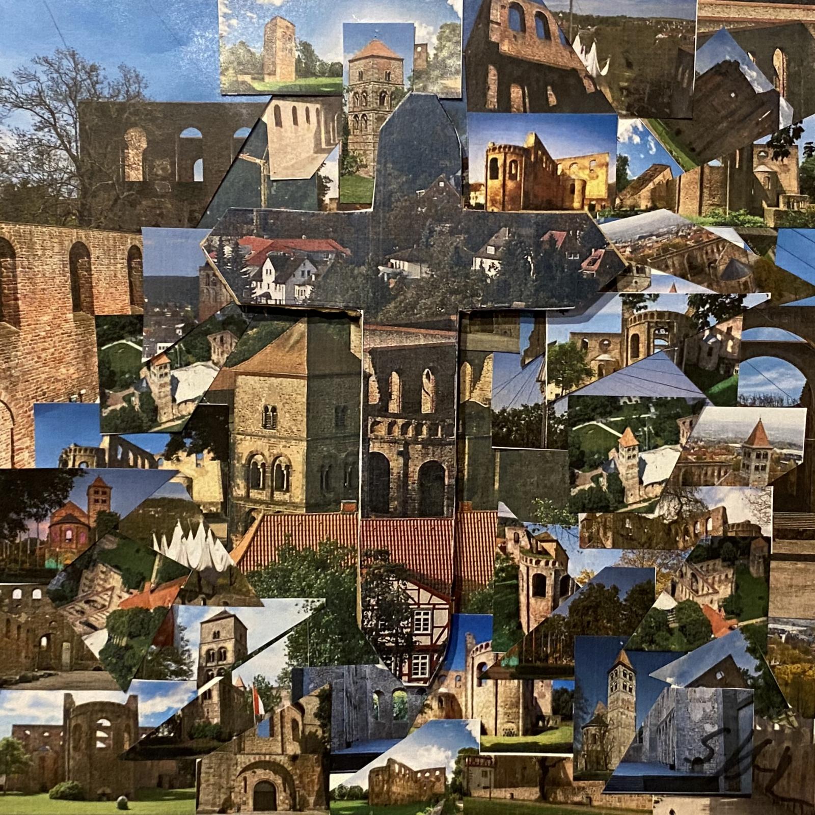 Die Ruine - aus dem Blickwinkel einer Pröpstin von Sabine Kropf-Brandau