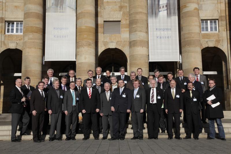 Beitritt Bürgermeister Boehmer 100 Kommunen für den Klimaschutz