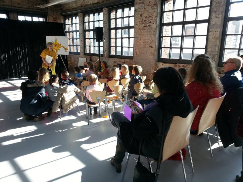 Kinderprogramm mit Lina Sonnenstrahl
