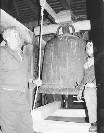 Fritz Weidenbach und Frank Schulz