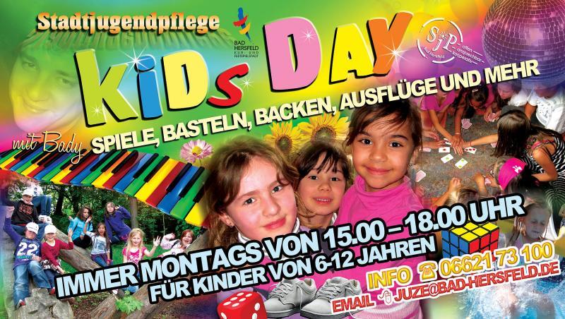 Kids Day im Kinder- und Jugendhaus