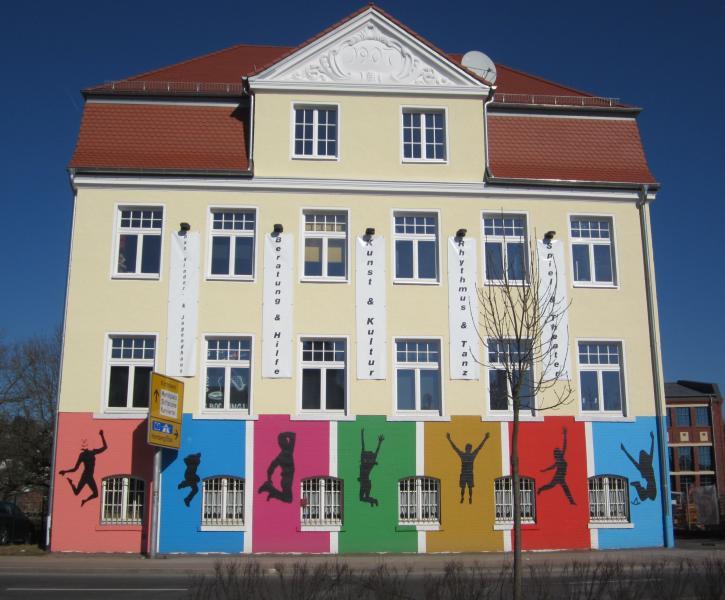 Kinder und Jugendhaus